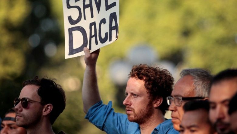 Why did the Trump administration dismantle DACA?