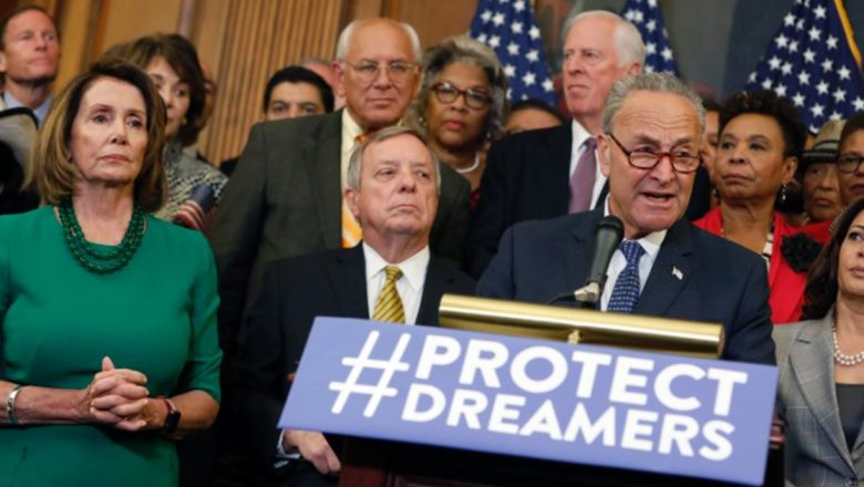 Trump says DACA 'probably dead'; team backs 'strong stance,' blames Democrats