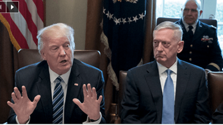 JUST IN: President Trump And Mattis Uncovered Trillions Of Dollars Missing From Budget