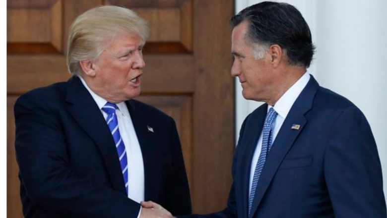 Mitt Romney Uses Dr. Martin Luther King, Jr. Day to Attack Donald Trump