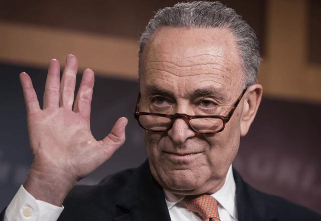 Democrats Cave on 'Schumer Shutdown,' Agree to Three-Week Spending Bill