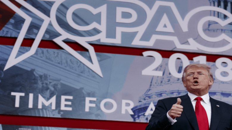 Donald Trump Rocks CPAC: 'We've Got Seven Years to Go, Folks!'