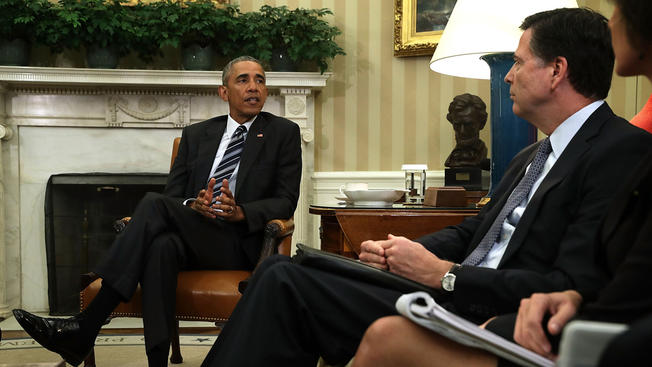Obama Wanted to Know Everything the FBI was Doing-Senate Report Released