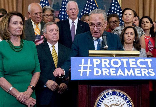 Democrats in Disarray: Unsure Whether to Push Amnesty-or-Shutdown Agenda