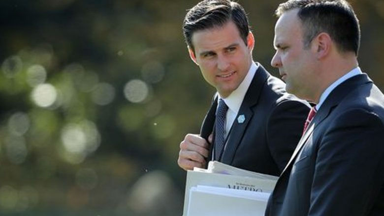 Trump' son in low John McEntee fired from White House