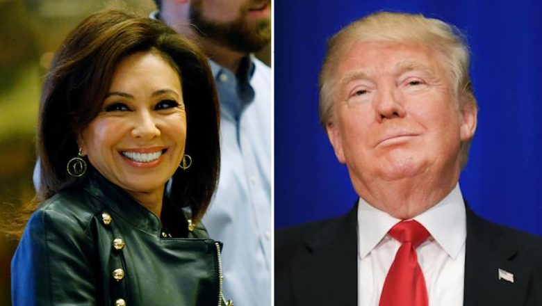 Pirro has told Trump aides she's interested in Sessions's job: report