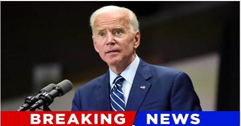 "Joe Biden's Moderate Mask Slips Off – He Just Admitted He's Planning To Execute A ""Very Progressive Agenda"""