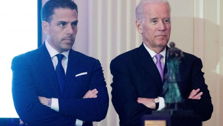 Biden's are paranoid…Text Messages of Hunter Biden Colleagues: 'Don't mention Joe being involved, it's only when u are face to face