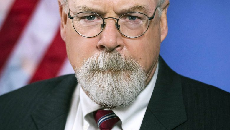 John Durham's Probe Kicked Into High Gear According To Source , Biden Should Be Concerned