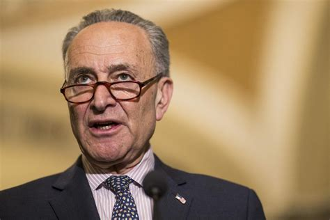"Chuck Schumer Makes Embarrassing Impeachment Slip-Up – Says Senate Will Decide If Trump ""Incited The Erection"""