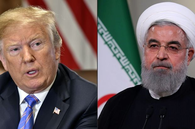 Iranian President Vows Trump's Life Will End In A Few Days