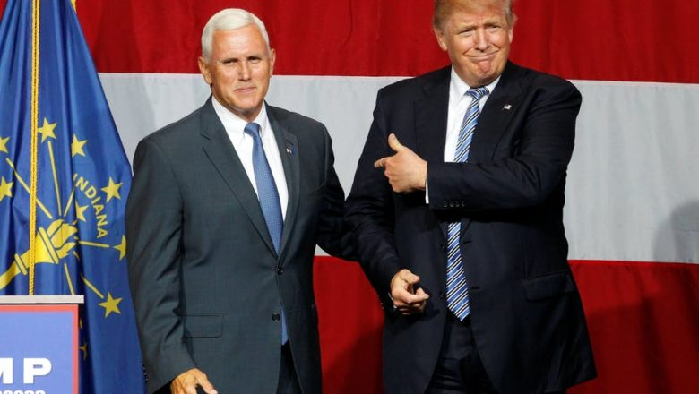 Mike Pence Is Making A National Move – But Former President Donald Trump May Not Back Him Up