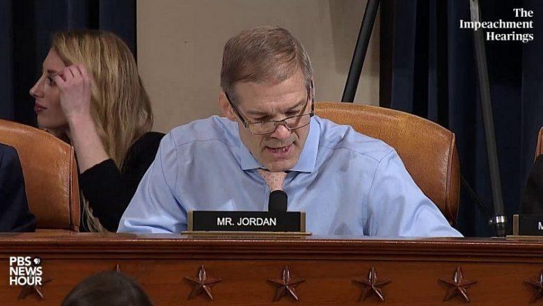 Jim Jordan Just Gave Orders To The FBI – He Commands Them To Justify Declassified FISA Violations