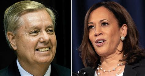 After Democrat Senate Fails To Convict Trump, Lindsey Graham Tells Kamala Harris She Will Be Next