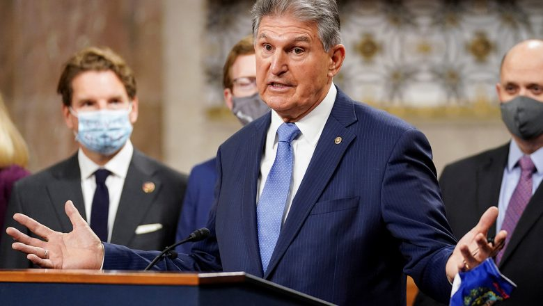 Joe Manchin Slams Door On Democrat Holy Grail – Days After Biden Approves, Manchin Says No To D.C. Statehood