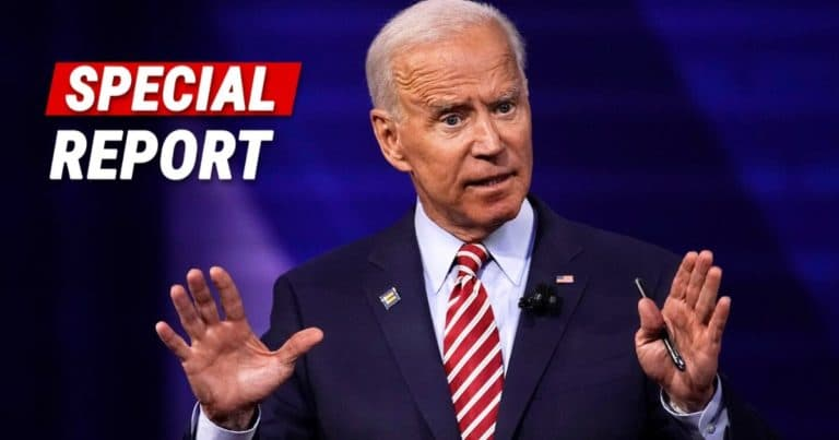 Joe Biden Calls Trump Supporters 'Dregs of Society'